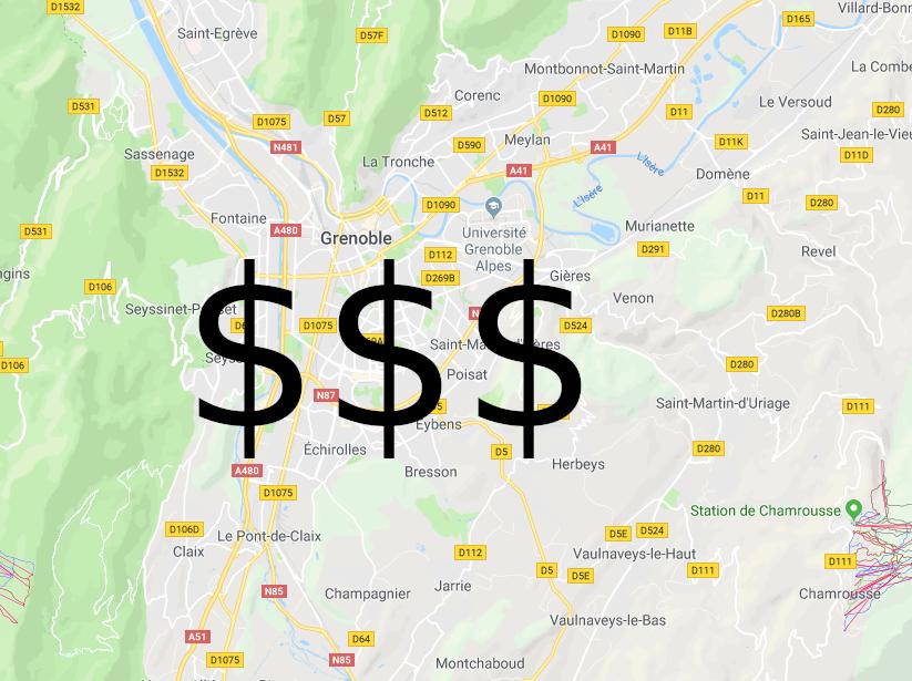 Fin de la gratuité de Google Maps